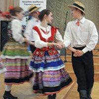 Польский зажигательный танец :: Ростислав