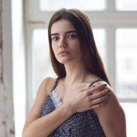 Портрет у окна :: Алексей Щетинщиков