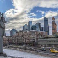 Страж города :: Elena Ignatova