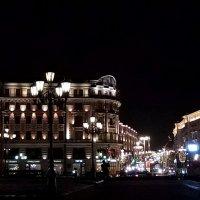 На Манежной... :: Елена
