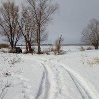 Начало марта в Самаре :: Александр Алексеев