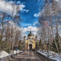 Собор Воскресения Словущего в Покровском монастыре. :: Alexsei Melnikov