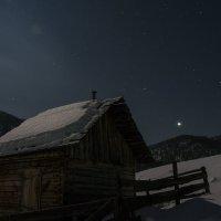Лунный свет :: Татьяна Степанова