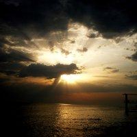 На закате :: Александр Сансар