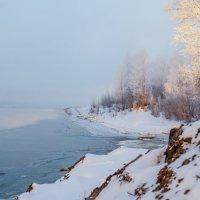 Утренний берег :: Горелов Дмитрий