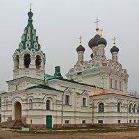 Церковь Святой Троицы :: Олег Попков