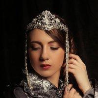 Королева среди пешек :: Natalia Petrenko