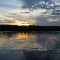 Я обожаю красоту заката... :: Людмила Богданова (Скачко)
