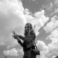 В пене облаков и цветов... :: Екатерина Торганская