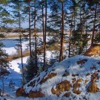 Утверждаясь раннею весной... :: Лесо-Вед (Баранов)