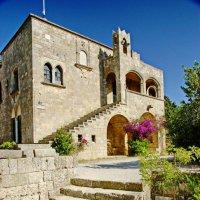 Монастырь Богородицы на горе Филеримос :: Андрей K.