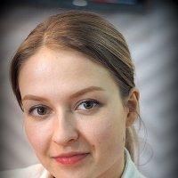 образ женской красоты :: Олег Лукьянов