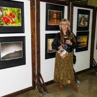 """8 Международная фотовыставка """"Мир глазами женщины"""" :: Николай Волков"""