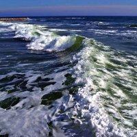 черноморская волна :: Александр Корчемный