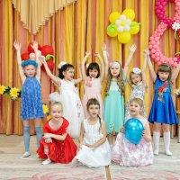 Альбомы выпускников детского садика :: Дмитрий Конев