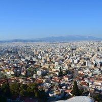 Вид на Афины. :: Оля Богданович