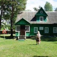 Ижорский этнографический музей в деревне Вистино :: Елена Павлова (Смолова)