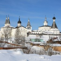 Ферапонтов монастырь :: чудинова ольга