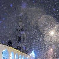 Снежный вечер :: Павел Кочетов