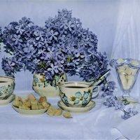 Чай с сухариками :: Клара