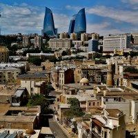 Виды г. Баку (Азербайджан) :: Андрей Кирилловых
