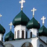 Благовещенский собор, город Сольвычегодск. :: Ираида Мишурко