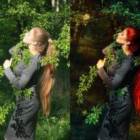до и после :: Анжелика Сазонова