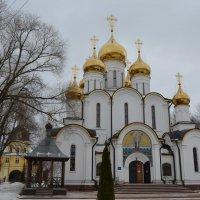 Никольский собор г.Переславль-Залевский Ярославская область :: Anton Сараев
