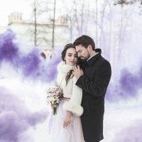Сиреневый туман :: Катерина Швецова