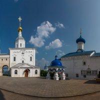 Боголюбово-Свято-Боголюбский женский монастырь. :: юрий макаров