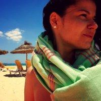 Портрет на пляже :: Александр Ubsky