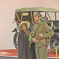 Гости  из  прошлого . :: Виталий Селиванов