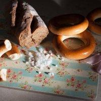 Хлеб да соль :: Андрей Акимов