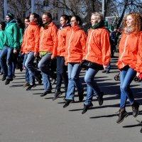 Riverdance - ирландский танец :: Анатолий Колосов