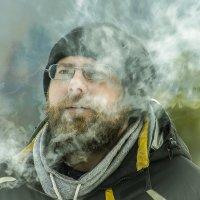 Мороз, горный воздух и пар из ушей... :: Аркадий Пазовский