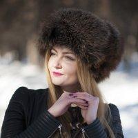 Кристина :: Алексей Лихошерстов