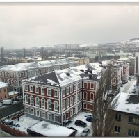 Саратов из окна 10 этажа. :: Anatol L