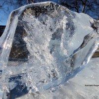 Ледяной узор :: Дмитрий Ерохин