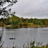 На реке Неве :: Натали Пам