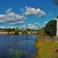 В старинном городе... :: Sergey Gordoff