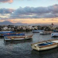 Закат в Неаполе :: Анна Корсакова