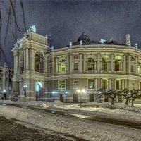 В Одессе январь :: Alis AN