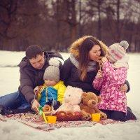 Семейная :: Алёнка Шапран