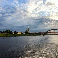 Волга. Рыбинск. :: Владимир Безбородов