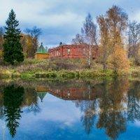 Осенний пейзаж :: SergeiSV Лебедев