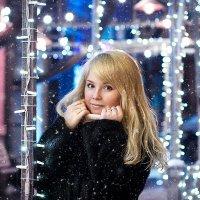 новогоднее :: Viktoriya Balaganskaya