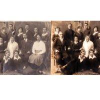 Восстановление старой фотографии :: Дарья Донцова