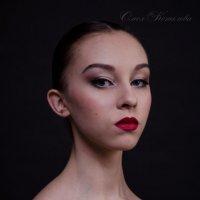 Портрет балерины :: Olesya