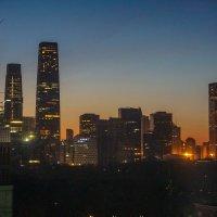 Рассвет над Пекином :: Владимир Орлов