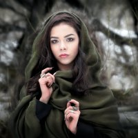 Зимний портрет...3 :: Андрей Войцехов